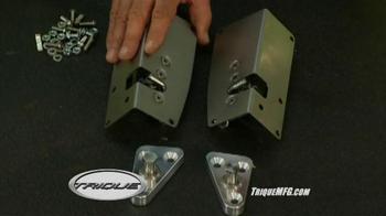 Trique Manufacturing TV Spot, 'Latches' - Thumbnail 3