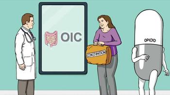 Movantik TV Spot, 'Opioid Baggage' - Thumbnail 3