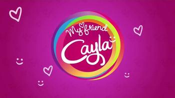 My Friend Cayla TV Spot, 'Disney Channel: New Friends' - Thumbnail 7