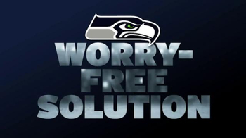 Prime Sport TV Spot, 'Seattle Seahawks: Worry-Free Solution' - 4 commercial airings
