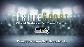 Prime Sport TV Spot, 'Seattle Seahawks: Worry-Free Solution' - Thumbnail 8