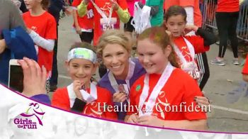 Girls on the Run TV Spot, 'Healthy and Confident'