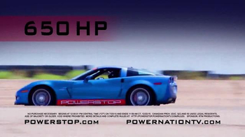 Powerstop Ultimate Z06 Sweepstakes TV Spot, 'Enter to Win' - Thumbnail 2