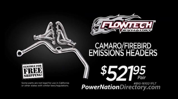 PowerNation Directory TV Spot, 'Wheel Centers, Emissions Headers and More' - Thumbnail 3