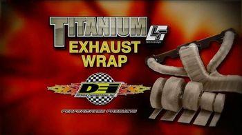 Design Engineering Titanium Exhaust Wrap TV Spot, 'Be Cool'