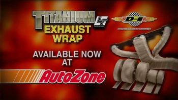 Design Engineering Titanium Exhaust Wrap TV Spot, 'Be Cool' - Thumbnail 7