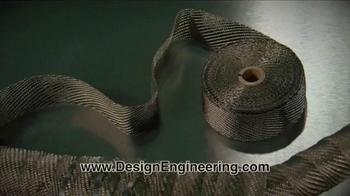 Design Engineering Titanium Exhaust Wrap TV Spot, 'Be Cool' - Thumbnail 2