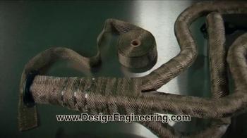 Design Engineering Titanium Exhaust Wrap TV Spot, 'Be Cool' - Thumbnail 4
