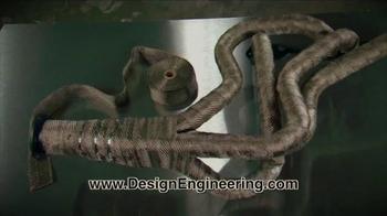 Design Engineering Titanium Exhaust Wrap TV Spot, 'Be Cool' - Thumbnail 5