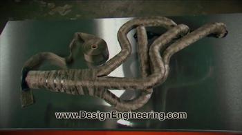 Design Engineering Titanium Exhaust Wrap TV Spot, 'Be Cool' - Thumbnail 6