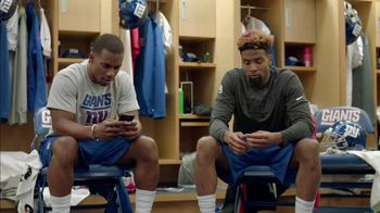 NFL Fantasy Football TV Spot, 'Locker Room' Featuring Victor Cruz - Thumbnail 3