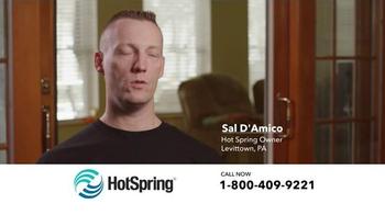 HotSpring TV Spot, 'Real People, Real Stories' - Thumbnail 3
