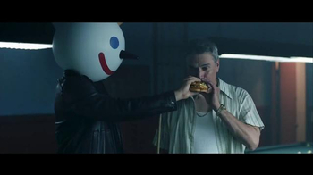 Jack in the Box Spicy Nacho Chicken Sandwich TV Spot, 'Pool Hall' - 72 commercial airings