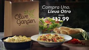 Olive Garden Compra Uno, Lleva Otro TV Spot, 'Está de vuelta' [Spanish] - Thumbnail 1