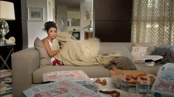 Domino's TV Spot, 'Eva Loves TV' Featuring Eva Longoria - Thumbnail 4