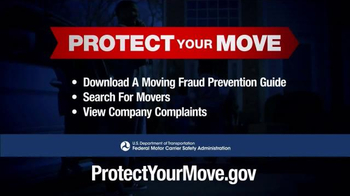 U.S. Department of Transportation TV Spot, 'Protect Yourself, Protect Your Move' - Thumbnail 6