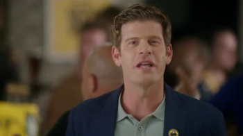 Buffalo Wild Wings TV Spot, 'Football Rich!' Featuring Steve Rannazzisi - Thumbnail 3