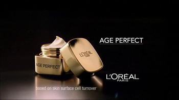 L'Oreal Paris Age Perfect Cell Renewal TV Spot, 'Change' Ft. Julianne Moore - Thumbnail 7