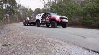 A.R.E. Accessories Truck Caps TV Spot, 'Preparation' Feat. Justin Lucas - Thumbnail 3