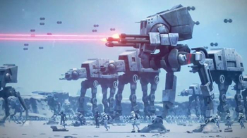 Star Wars: Commander TV Spot, 'Worlds in Conflict' - Thumbnail 3