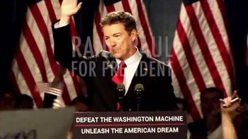 America's Liberty PAC TV Spot, 'Disruptor' - Thumbnail 10