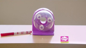 Crayola Creations Thread Wrapper TV Spot, 'Get Wrapped Up' - Thumbnail 1