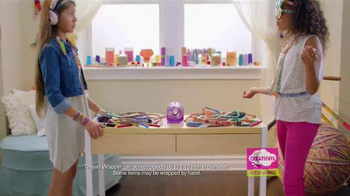 Crayola Creations Thread Wrapper TV Spot, 'Get Wrapped Up' - Thumbnail 6