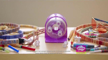 Crayola Creations Thread Wrapper TV Spot, 'Get Wrapped Up' - Thumbnail 7