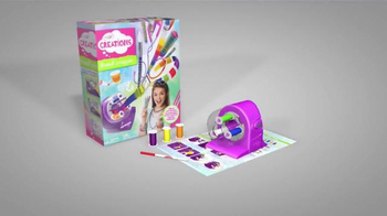 Crayola Creations Thread Wrapper TV Spot, 'Get Wrapped Up' - Thumbnail 8