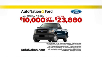 AutoNation Model Year End Sale TV Spot, 'More Savings' - Thumbnail 6