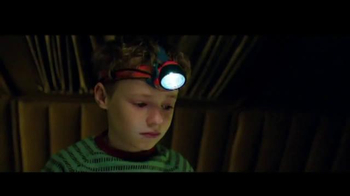 The Young and Prodigious T.S. Spivet - 1 commercial airings