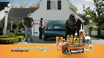 Gorilla Tape TV Spot, 'Bumper' - Thumbnail 10