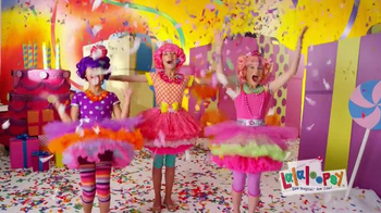 Lalaloopsy Super Silly Party Dolls TV Spot, 'You're Invited'