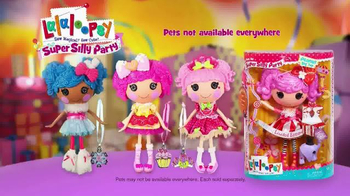 Lalaloopsy Super Silly Party Dolls TV Spot, 'You're Invited' - Thumbnail 10