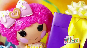 Lalaloopsy Super Silly Party Dolls TV Spot, 'You're Invited' - Thumbnail 3