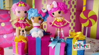 Lalaloopsy Super Silly Party Dolls TV Spot, 'You're Invited' - Thumbnail 4