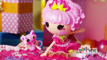 Lalaloopsy Super Silly Party Dolls TV Spot, 'You're Invited' - Thumbnail 6
