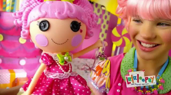Lalaloopsy Super Silly Party Dolls TV Spot, 'You're Invited' - Thumbnail 7