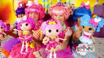 Lalaloopsy Super Silly Party Dolls TV Spot, 'You're Invited' - Thumbnail 9