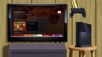 PlayStation Vue TV Spot, 'Adult Swim: Aqua Teen Hunger Force' - Thumbnail 5
