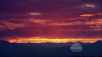 Visit Denver TV Spot, 'New Heights' - Thumbnail 1