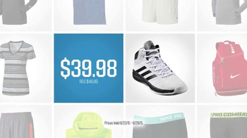 Dick's Sporting Goods TV Spot, 'Back to School: Shirts, Fleece' - Thumbnail 6