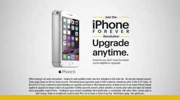 Sprint iPhone 6 TV Spot, 'iPhone Forever Revolution ' - Thumbnail 4