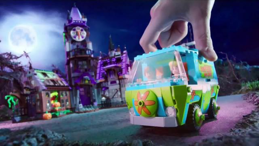 LEGO Scooby-Doo Sets TV Commercial, 'Stop the Monsters' - iSpot.tv