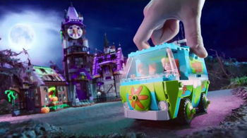 LEGO Scooby-Doo Sets TV Spot, 'Stop the Monsters' - 445 commercial airings