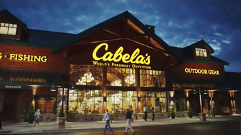 Cabela's Fall Great Outdoor Days TV Spot, 'Rifles, Bows and Ammo' - Thumbnail 9