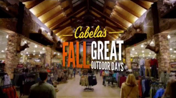 Cabela's Fall Great Outdoor Days TV Spot, 'Rifles, Bows and Ammo' - Thumbnail 4