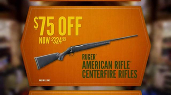 Cabela's Fall Great Outdoor Days TV Spot, 'Rifles, Bows and Ammo' - Thumbnail 5
