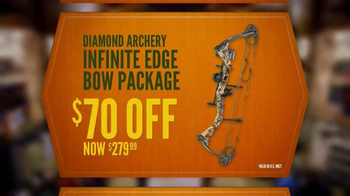 Cabela's Fall Great Outdoor Days TV Spot, 'Rifles, Bows and Ammo' - Thumbnail 6