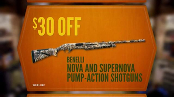 Cabela's Fall Great Outdoor Days TV Spot, 'Rifles, Bows and Ammo' - Thumbnail 8